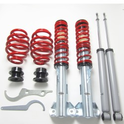 RedLine Coilover Kit suitable for BMW E36 4 and 6 cylinder incl. Touring year 6.1992 - 2000