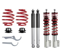 RedLine Coilover Kit suitable for Opel Corsa A year 10.1982 - 3.1993, Corsa B year 3.1993 - 10.2001, Tigra year 11.1994 - 2004