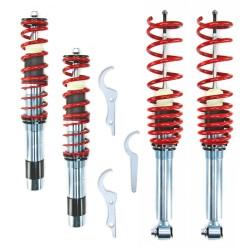 RedLine Coilover Kit suitable for BMW 5er E39 520i, 523i, 525i, 528i, 530i, 520D, 525D / TD / TDS, 530D year 1995 - 2003