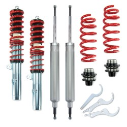 RedLine Coilover Kit suitable for BMW 3er E90, E91, E92, E93 year 2005 - 2008 except M3 models and vehicles with four-wheel drive