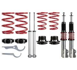 RedLine Coilover Kit suitable for Opel Adam 1.0/ 1.2/ 1.4, 2012-