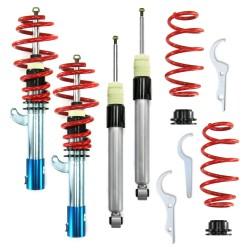 RedLine Coilover Kit suitable for VW Golf 5 Plus/ Variant 1.4/ TSi/ 1.6/ 2.0/ 2.0T/ DSG/ 1.9TDi Ø 50/55 mm