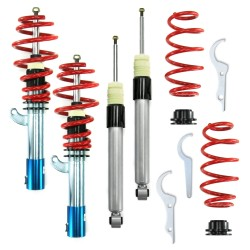RedLine Coilover Kit suitable for VW Jetta / Wagon 1.4/ TSi/ 1.6/ 2.0/ 2.0T/ DSG/ 1.9TDi