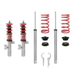 RedLine Coilover Kit suitable for Mazda 3 1.4/1.6/2.0/1.6CiTD/2.0CiTD, NOT for MPS, 03-09